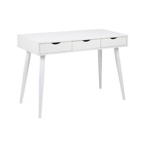 Zdjęcie produktu Biurko skandynawskie Dolio - białe.