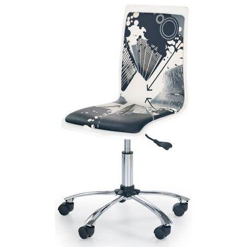 Zdjęcie produktu Fotel młodzieżowy Gimmer - wieżowce.