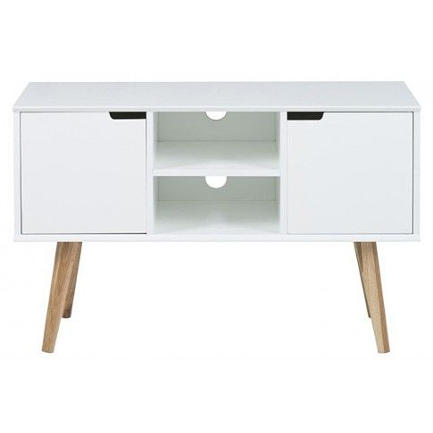 Zdjęcie produktu Szafka skandynawska Sfiena 3X - biała.