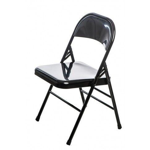 Zdjęcie produktu Krzesło Ledox - czarne.