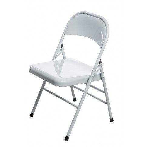 Zdjęcie produktu Krzesło Ledox - białe.
