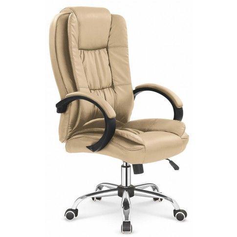 Zdjęcie produktu Fotel obrotowy Ariel - beżowy.