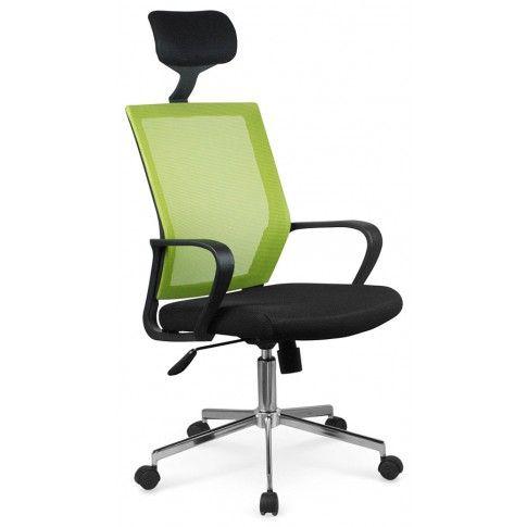 Zdjęcie produktu Wentylowany fotel obrotowy Tomix - zielony.