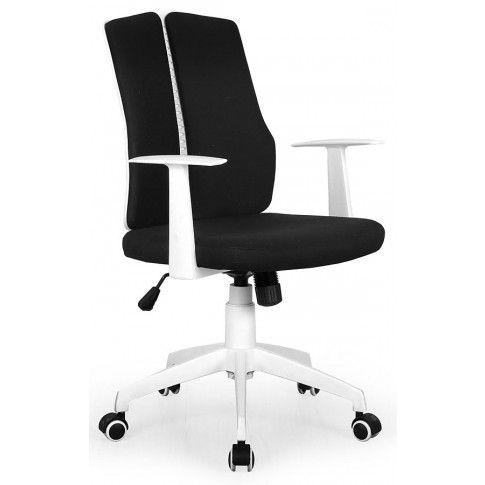 Zdjęcie produktu Fotel obrotowy Rexor - czarny.