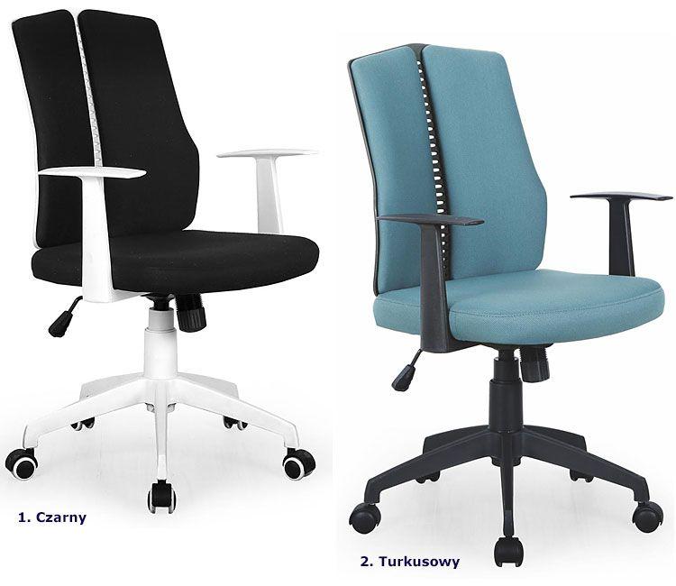 Biurowy fotel obrotowy do komputera Rexor