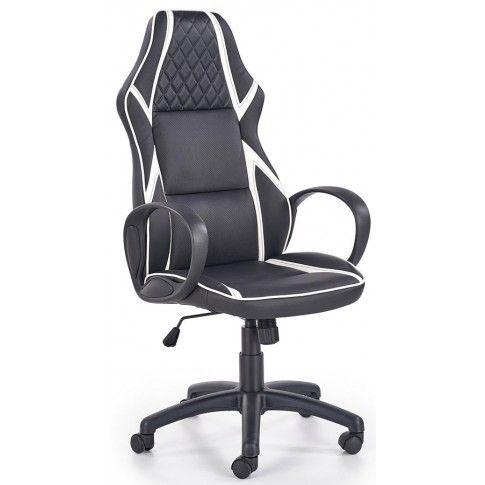 Zdjęcie produktu Fotel obrotowy Xeron - czarny.