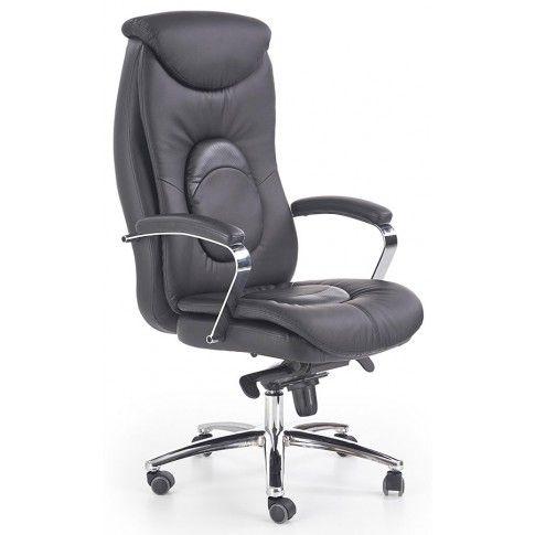 Zdjęcie produktu Ergonomiczny fotel obrotowy Heres - do 150 kg.