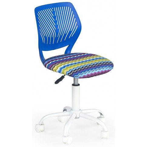 Zdjęcie produktu Fotel młodzieżowy Olaf - niebieski.