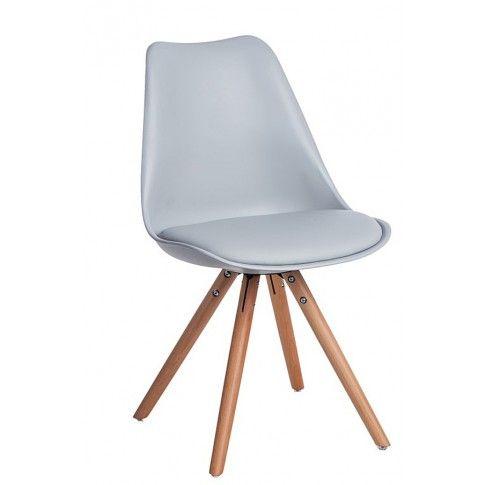 Zdjęcie produktu Krzesło Netos - szare.