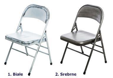 Industrialne krzesło Ledox 2X - loftowe