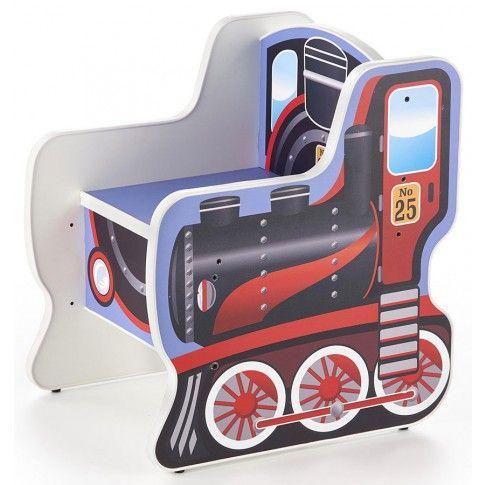 Zdjęcie produktu Fotelik dziecięcy lokomotywa Milo 2X.