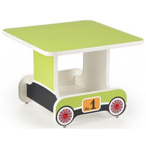 Zdjęcie produktu Stolik dla dziecka wagonik Milo 3X - zielony.