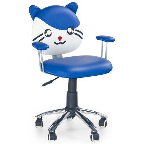 Zdjęcie produktu Fotel dziecięcy Tobi - niebieski.