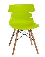 Krzesło Friko - zielone w sklepie Edinos.pl