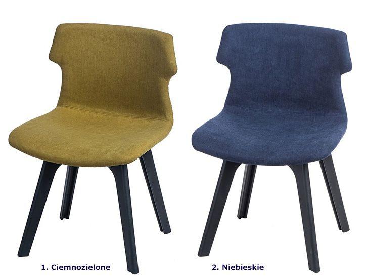 Stylowe krzesło Duno - vintage