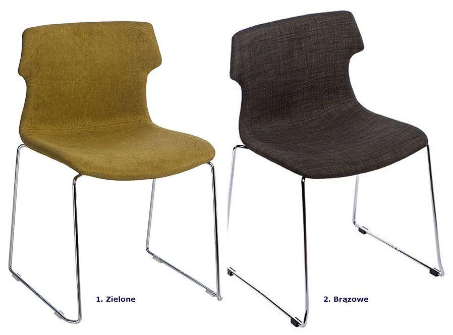 Komfortowe krzesło Presid - styl vintage