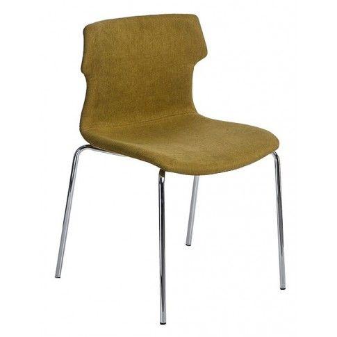 Zdjęcie produktu Krzesło vintage Presid 2X- ciemnozielone.