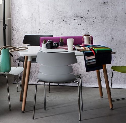 Innowacyjne krzesło Belto 2X - szare