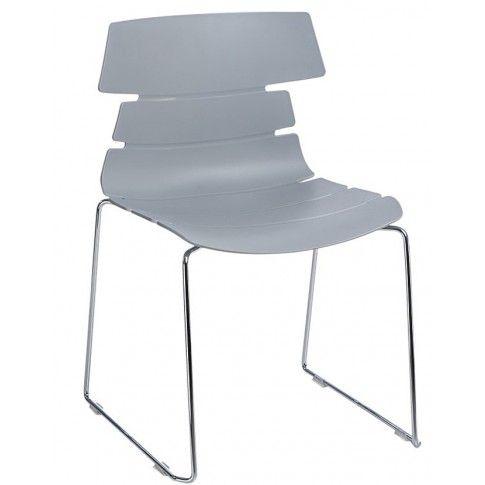Zdjęcie produktu Krzesło Belto 2X - szare.
