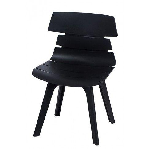 Zdjęcie produktu Krzesło Mulbry - czarne.