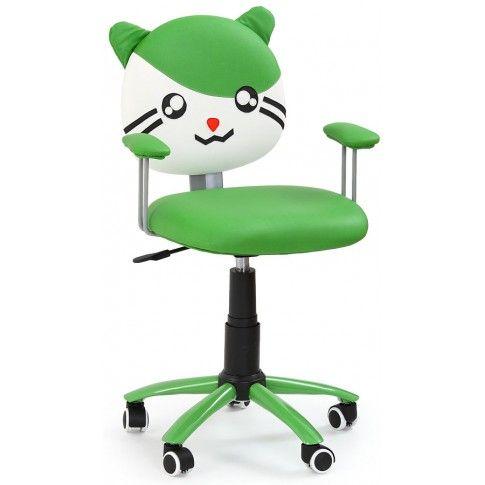 Zdjęcie produktu Fotel dziecięcy Tobi - zielony.