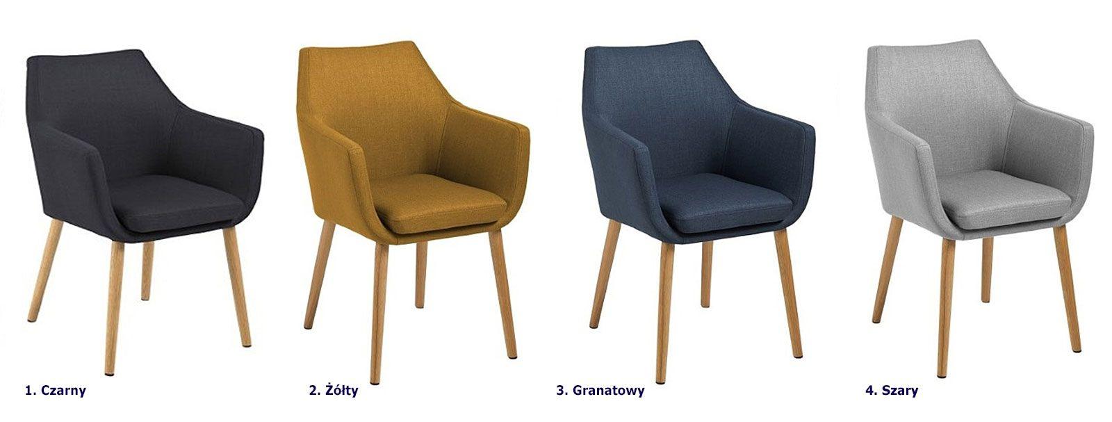 Znakomity fotel vintage Elbro - dębowa podstawa