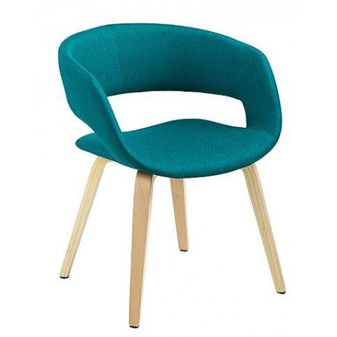 Zdjęcie produktu Krzesło skandynawskie Stovo - turkusowe.
