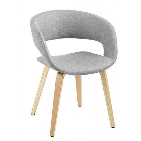 Zdjęcie produktu Krzesło skandynawskie Stovo - jasnoszare.