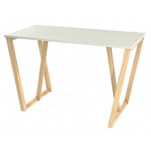 Zdjęcie produktu Skandynawskie biurko Alto - białe.