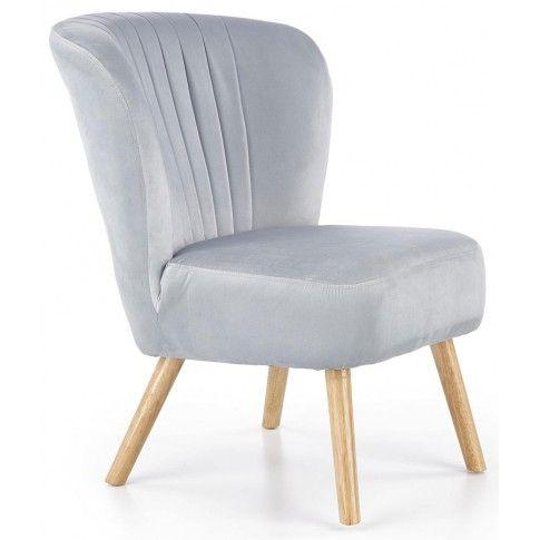 Zdjęcie produktu Fotel wypoczynkowy Lorid - popielaty.