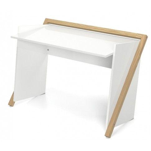 Zdjęcie produktu Skandynawskie biurko Corto - białe.