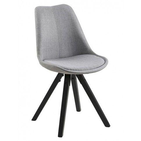 Zdjęcie produktu Krzesło Oscar 2X - szary + czarny.