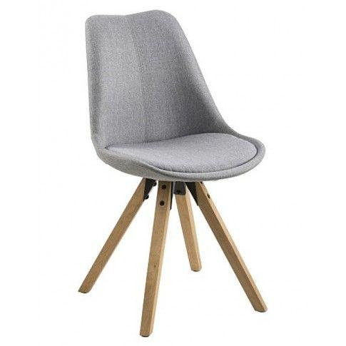 Zdjęcie produktu Krzesło Oscar 2X - jasnoszare.