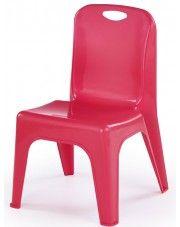 Krzesełko dziecięce Nemo - czerwone