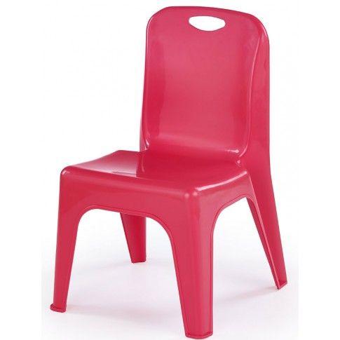 Zdjęcie produktu Krzesełko dziecięce Nemo - czerwone.