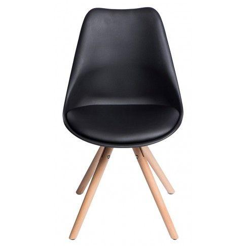 Zdjęcie produktu Krzesło Netos 4X - czarne.