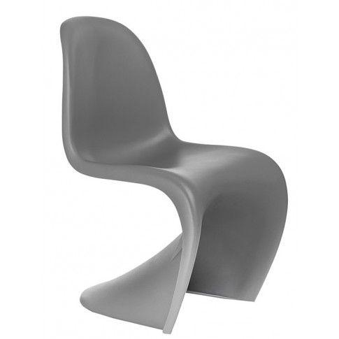 Zdjęcie produktu Krzesło Undo - szare.