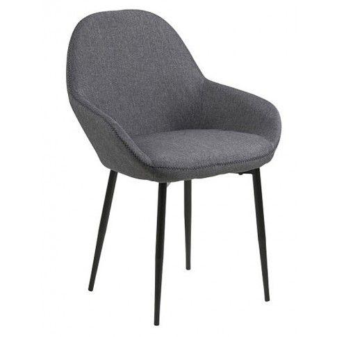 Zdjęcie produktu Krzesło Mauris - szare.