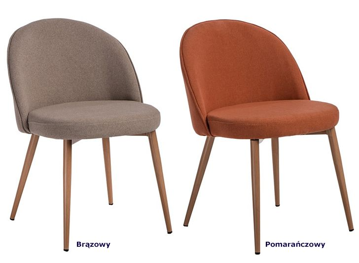 Vintage fotele Divon - modne