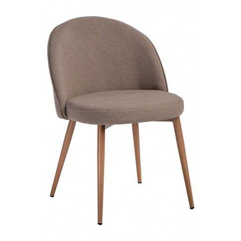 Zdjęcie produktu Fotel vintage Divon - brązowy.
