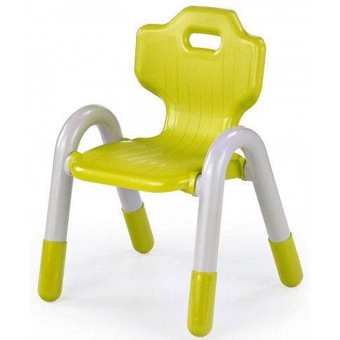 Zdjęcie produktu Krzesełko dziecięce Hippo - zielone.