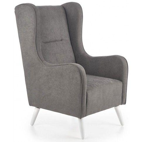 Zdjęcie produktu Fotel wypoczynkowy Narin - ciemny popiel.