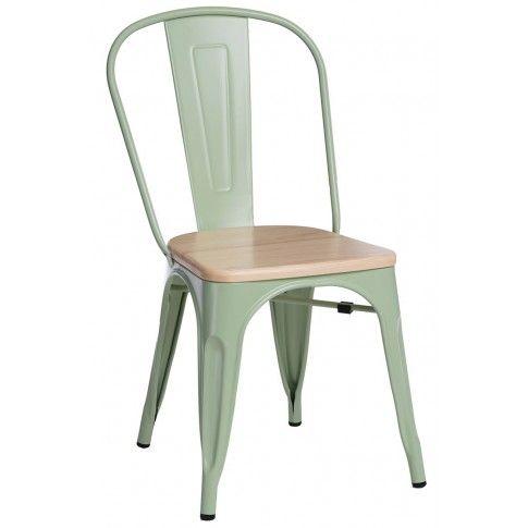 Zdjęcie produktu Krzesło loftowe Kimmi 2X - zielone.