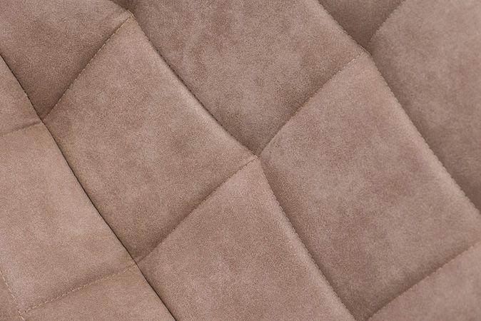 Pikowane krzesło Albi - beżowe