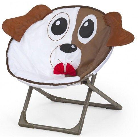 Zdjęcie produktu Fotelik dziecięcy Nikko - piesek.