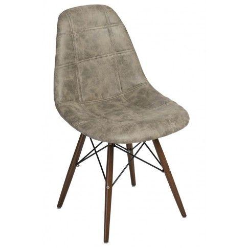 Zdjęcie produktu Pikowany fotel Roks - oliwkowy.