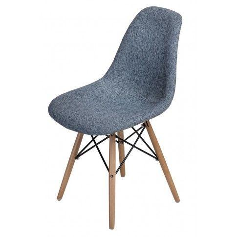 Zdjęcie produktu Skandynawski fotel Balti - szary.