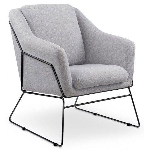 Zdjęcie produktu Fotel wypoczynkowy Foster 3X - popielaty.