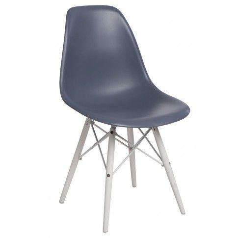 Zdjęcie produktu Krzesło skandynawskie Epiks - ciemnoszare.