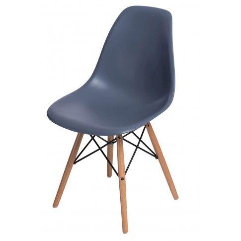 Zdjęcie produktu Krzesło skandynawskie Epiks - szare.